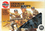 German Paratroops