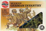 Modern German Infantry