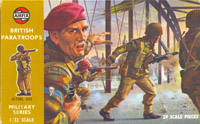 British Paratroops second version