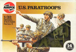 US Paratroops